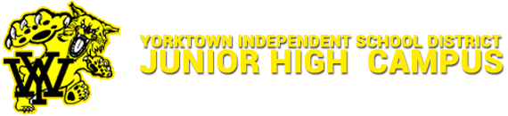 "<span class=""obscure"">Yorktown ISD logo</span>"