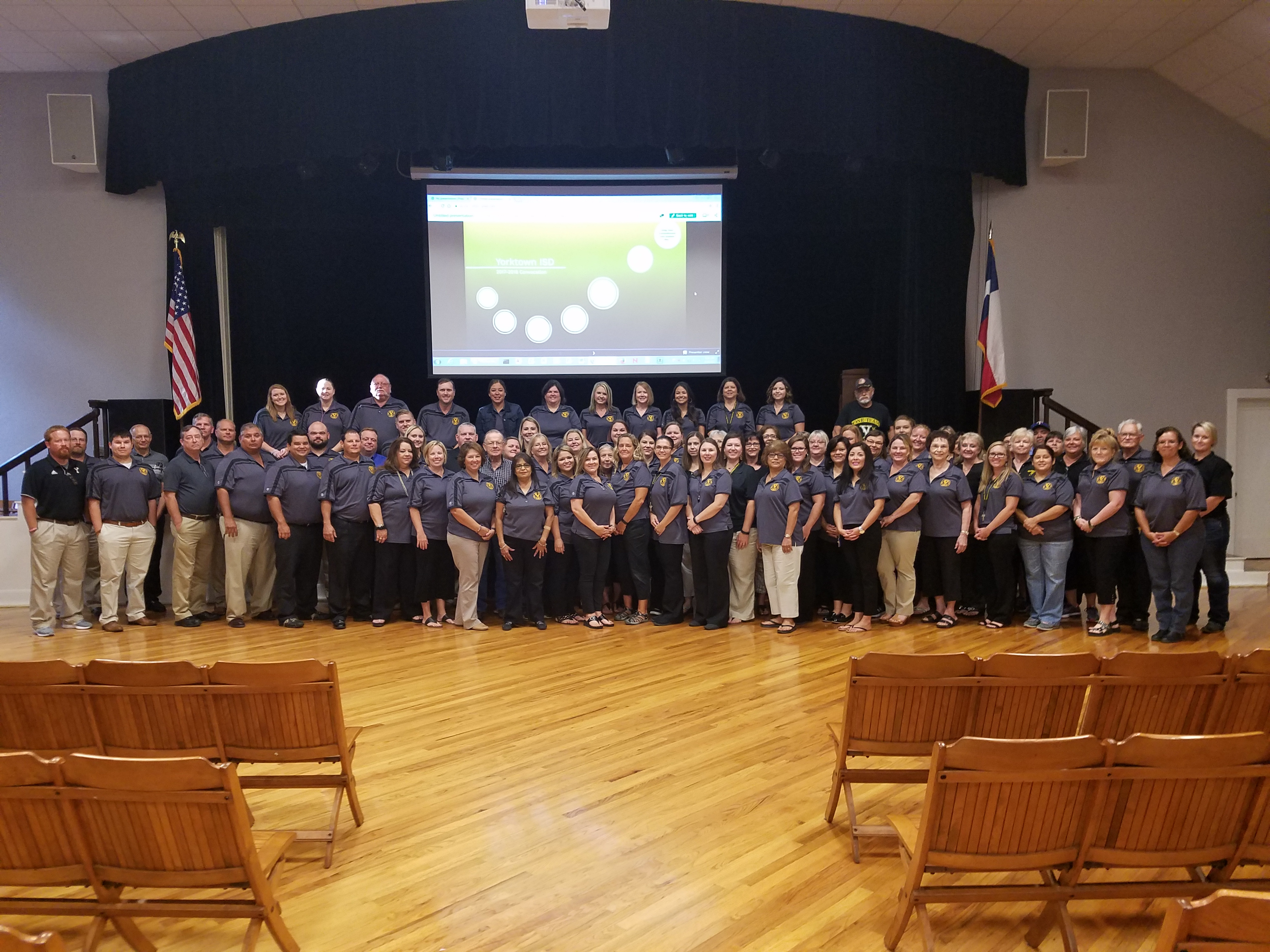 YISD Faculty and Staff